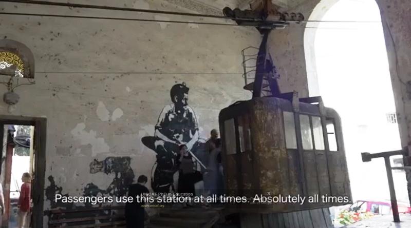 """დაჟანგებული საბჭოთა """"მფრინავი კაბინები"""" საქართველოში – BBC-ის ვიდეო ჭიათურის საბაგიროებზე"""