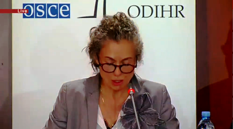OSCE/ODIHR-ის სადამკვირვებლო მისიის წინასწარი ანგარიში ადგილობრივი თვითმმართველობის არჩევნების მეორე ტურზე