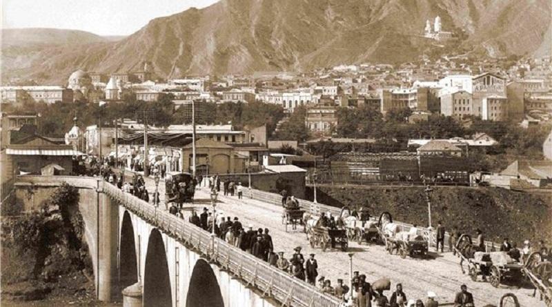 ქალაქ თბილისის თვითმმართველობა – 1917-1921წწ.