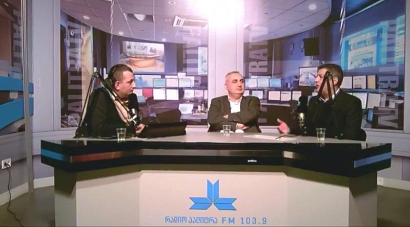 ირაკლი მელაშვილი და კოტე კანდელაკი მთავრობის წარდგენილ დეცენტრალიზაციის ხედვას აფასებენ
