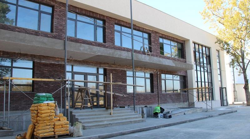 მარტვილის სოფელ ნაგებერაოში სკოლის მშენებლობა დეკემბერში დასრულდება