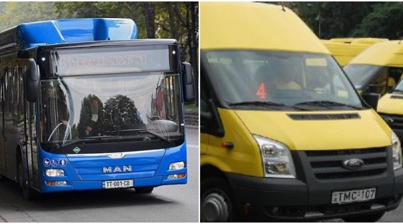 როდის აღდგება თბილისში საზოგადოებრივი ტრანსპორტის მოძრაობა? – კალაძის  პასუხი | droa.ge