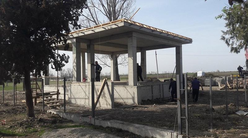გარდაბნის სოფელ სართიჭალაში სასწრაფო დახმარების ცენტრს აშენებენ