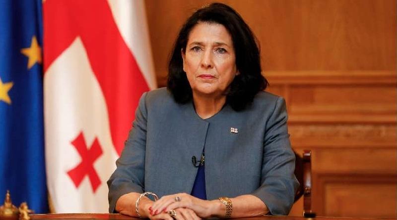 საქართველოს პრეზიდენტმა ცხინვალის რეგიონში შექმნილ ვითარებასთან დაკავშირებით საერთაშორისო ორგანიზაციებს მიმართა | droa.ge